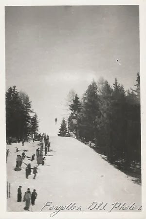 Ski Hill Unknown Place Royalton Ant