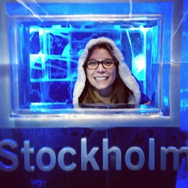 Stockholm, Ice Bar