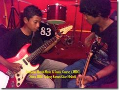 Siswa Kursus Jembatan Merah Music & Dance Course (9)