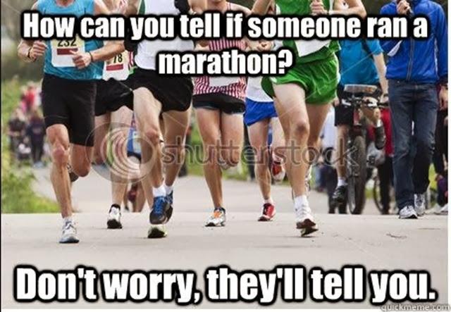 marathon joke