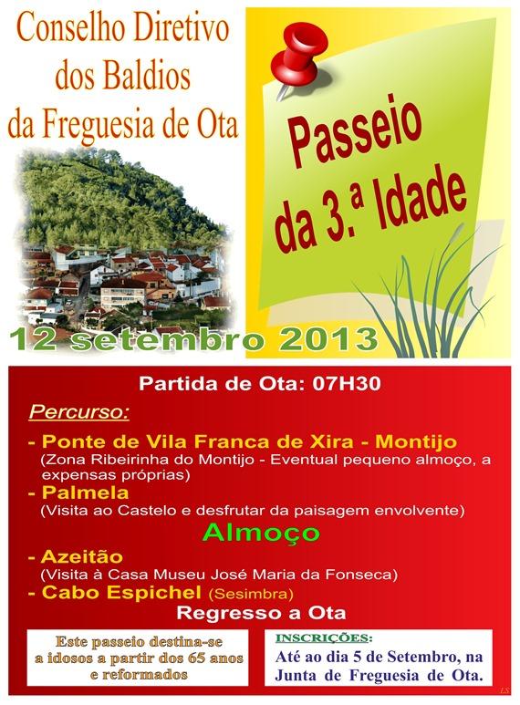 Programa Passeio 3a.Idade - 2013 (29