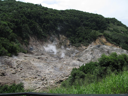 St. Lucia: Sulfur springs