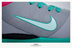 nike lebron 9 ps elite grey candy pink 9 16 sneakerbox LeBron 9 P.S. Elite Miami Vice Official Images & Release Date