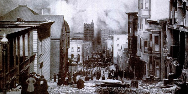 1906 san fran earthquake 1937 life