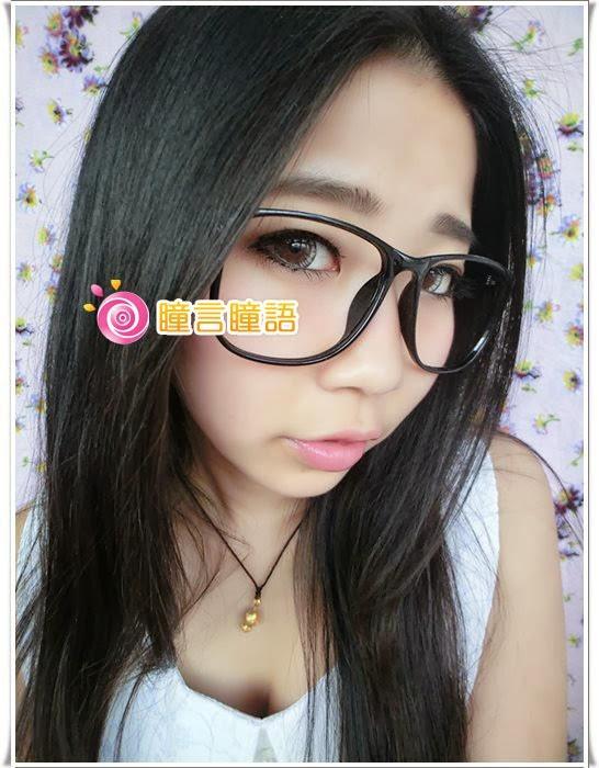 日本ROYAL VISION隱形眼鏡-混血四色灰11