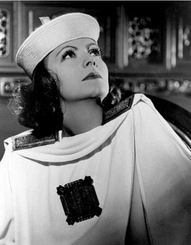 GRETA GARBO THE PAINTED VEILA 1934 002