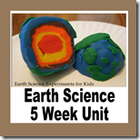 1st Grade Earth Science Unit - 5 weeks