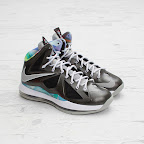 nike lebron 10 gr prism 4 01 Release Reminder: Nike LeBron X Prism and its Gallery