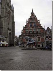 2 januari 2009 Vleeshal en vishuisje Haarlem