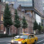taxi in tokyo in Tokyo, Tokyo, Japan