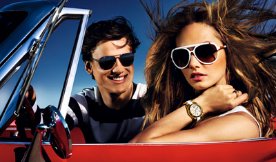 Simon Nessman for Michael Kors Spring 2013