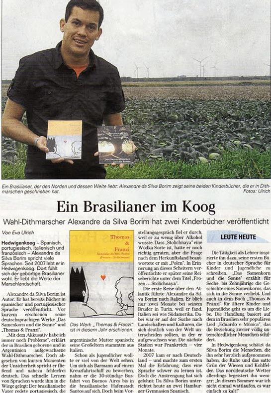 Entrevista DLZ, Alemanha 1