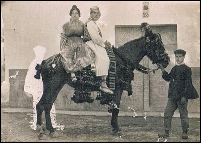 Grupa valenciana. Ca. 1925
