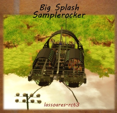 Big Splash II (Samplerocker) lassoares-rct3