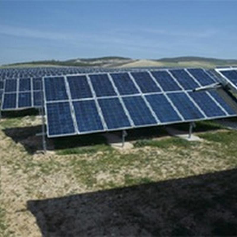 Planta Solar de LA LORA de 2,5 MW -  OPERATIVAS 100% - DIC-09