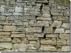 carslogie house wall 16century