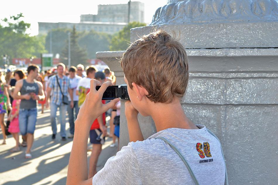 Евро 2012 по футболу. Харьков. 13 июня. Перед матчем Голландия - Германия - 59