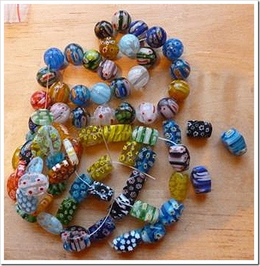 WholePort Lampwork Beads