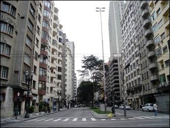 Avenida Vieira de Carvalho Sao Paulo