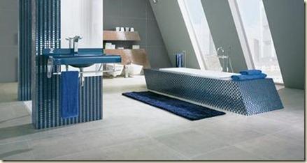 diseños de baños modernos8