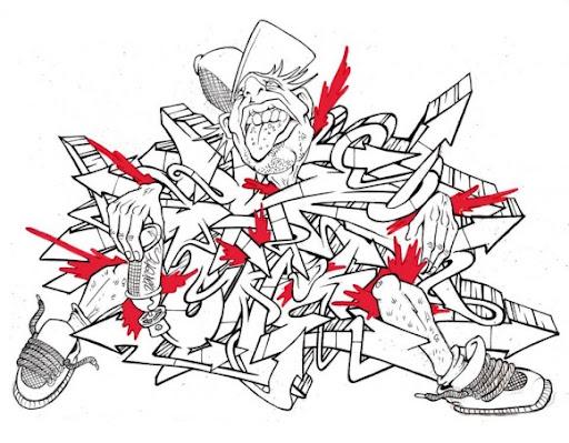 Wildstyle Graffiti Alphabet Styles Mad
