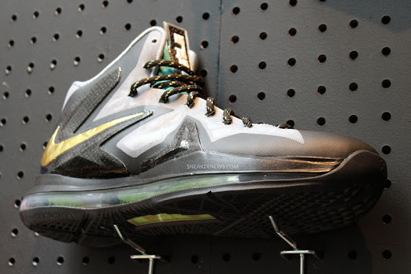 Leo Chang Talks Nike LeBron X PS Elite Unveils New Samples