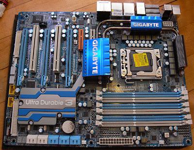 fungsi dan pengertian motherboard