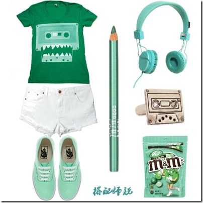 Monster University Inspired Mix and Match 04