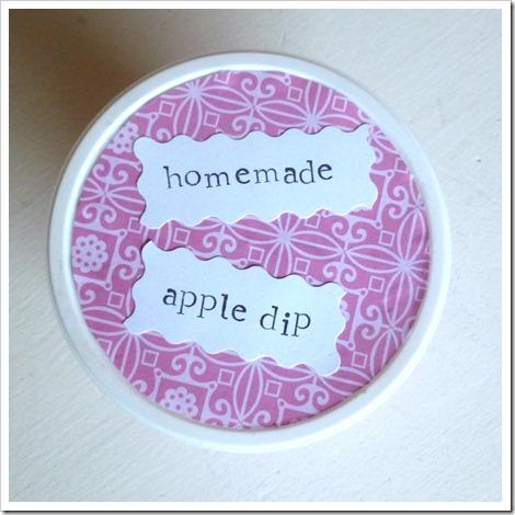 apple dip