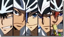 Yowamushi Pedal Grande - 11 -15