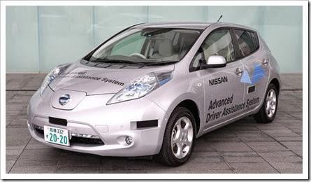 Nissan Leaf semi-autônomo é liberado para as ruas