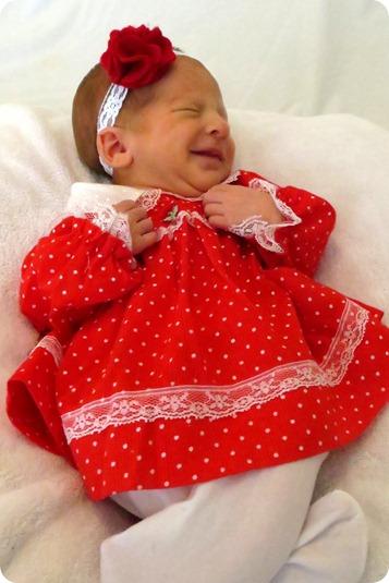 Liberty's Newborn Portraits