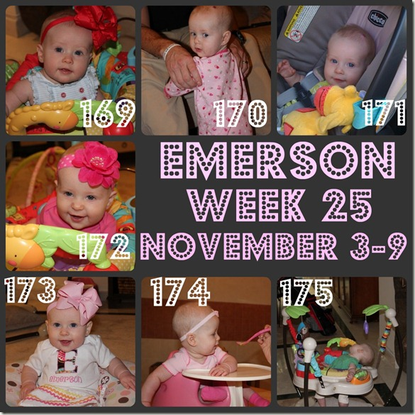 emerson week 25