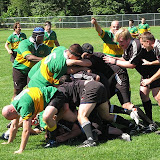 2007 Fall NLC Rugby Vs. Springfield