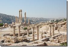 Oporrak 2011 - Jordania ,-  Ciudadela de Amman , 19 de Septiembre  43