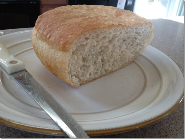 Transformation Tuesday - Homemade Bread - Irreversible Change