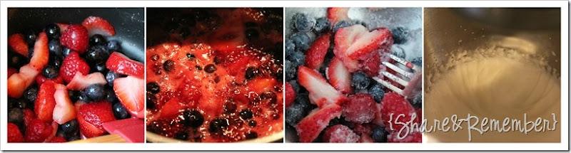 Making Gail Simmons Bumbleberry Pie Sundae
