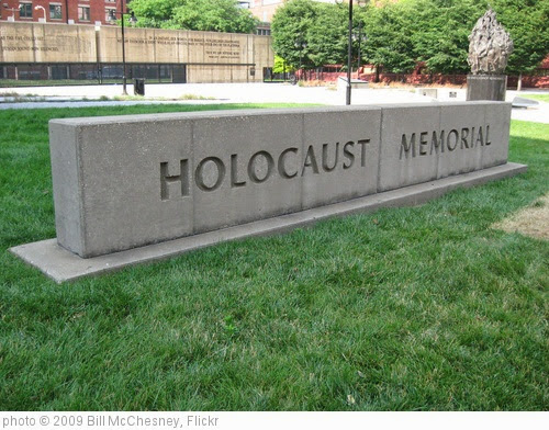 '0578 Holocaust Memorial Baltimore Maryland' photo (c) 2009, Bill McChesney - license: https://creativecommons.org/licenses/by/2.0/