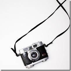 Vintage Camera Kimberly Blok