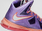nike lebron 10 gr allstar galaxy 10 05 Release Reminder: Nike LeBron X All Star Limited Edition