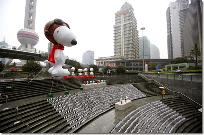 Snoopy Shanghai Balloon 01