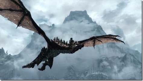 skyrim dragonborn so k nnen sie einen drachen reiten. Black Bedroom Furniture Sets. Home Design Ideas