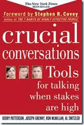 Crucial Conversations bookcover