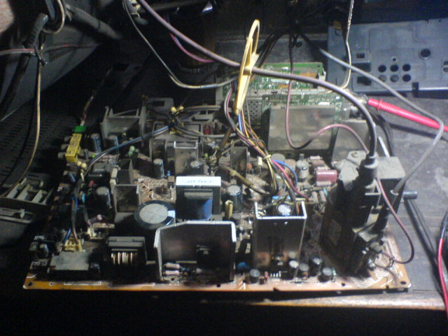 Sony KV-XA21M61 Kerusakan Standby