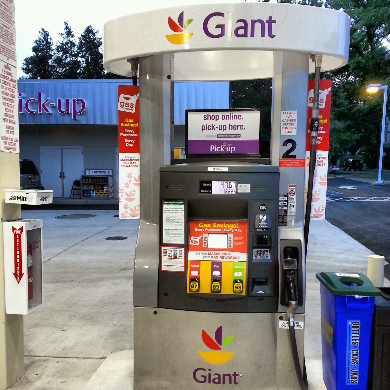 giant gas stations - photo #31