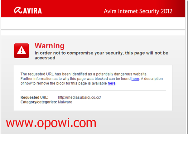 Malware cocc