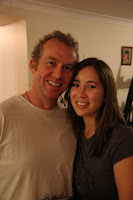 Ian and Mel