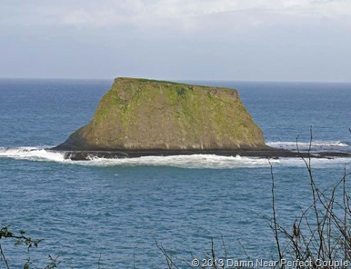 Neah Bay Offshore Rock