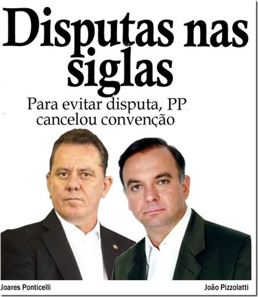 PP em disputa