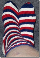 USA Socks complete